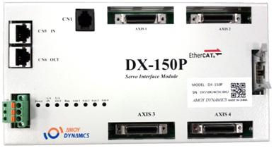 EtherCAT Module DX150P
